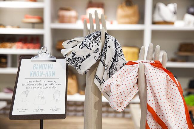 madewell store signage