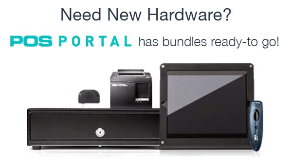 Springboard Retail POS Hardware bundles