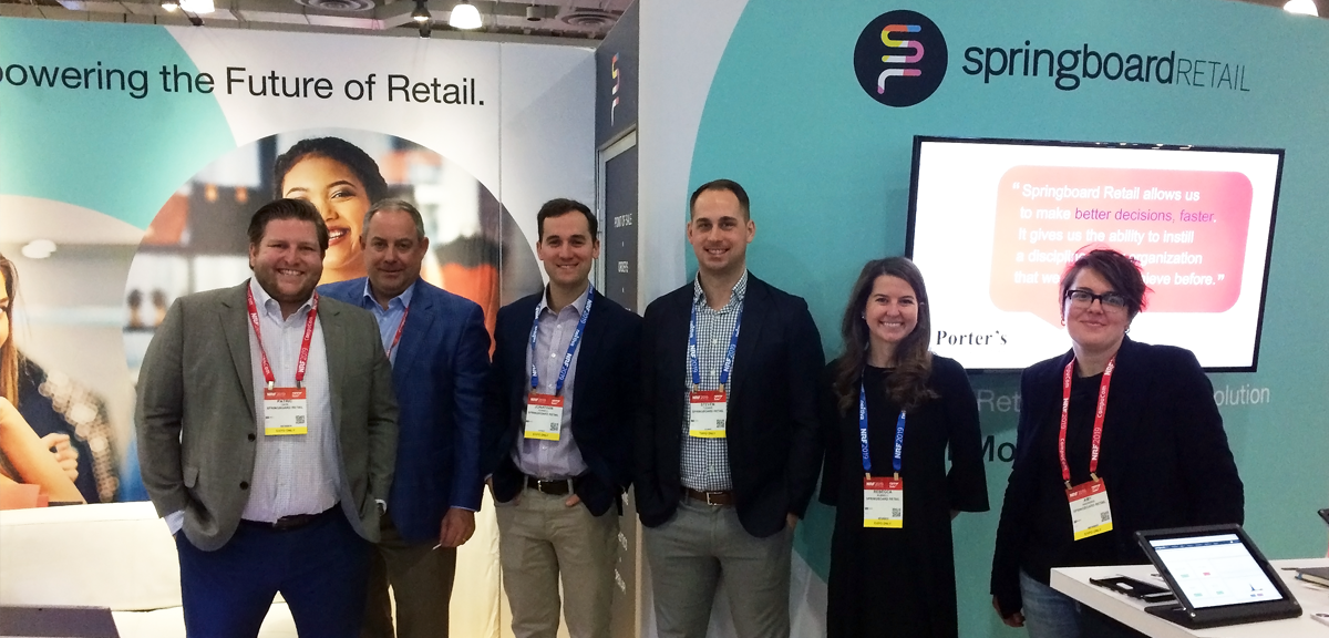 7 Retail Trends We Saw at NRF 2019