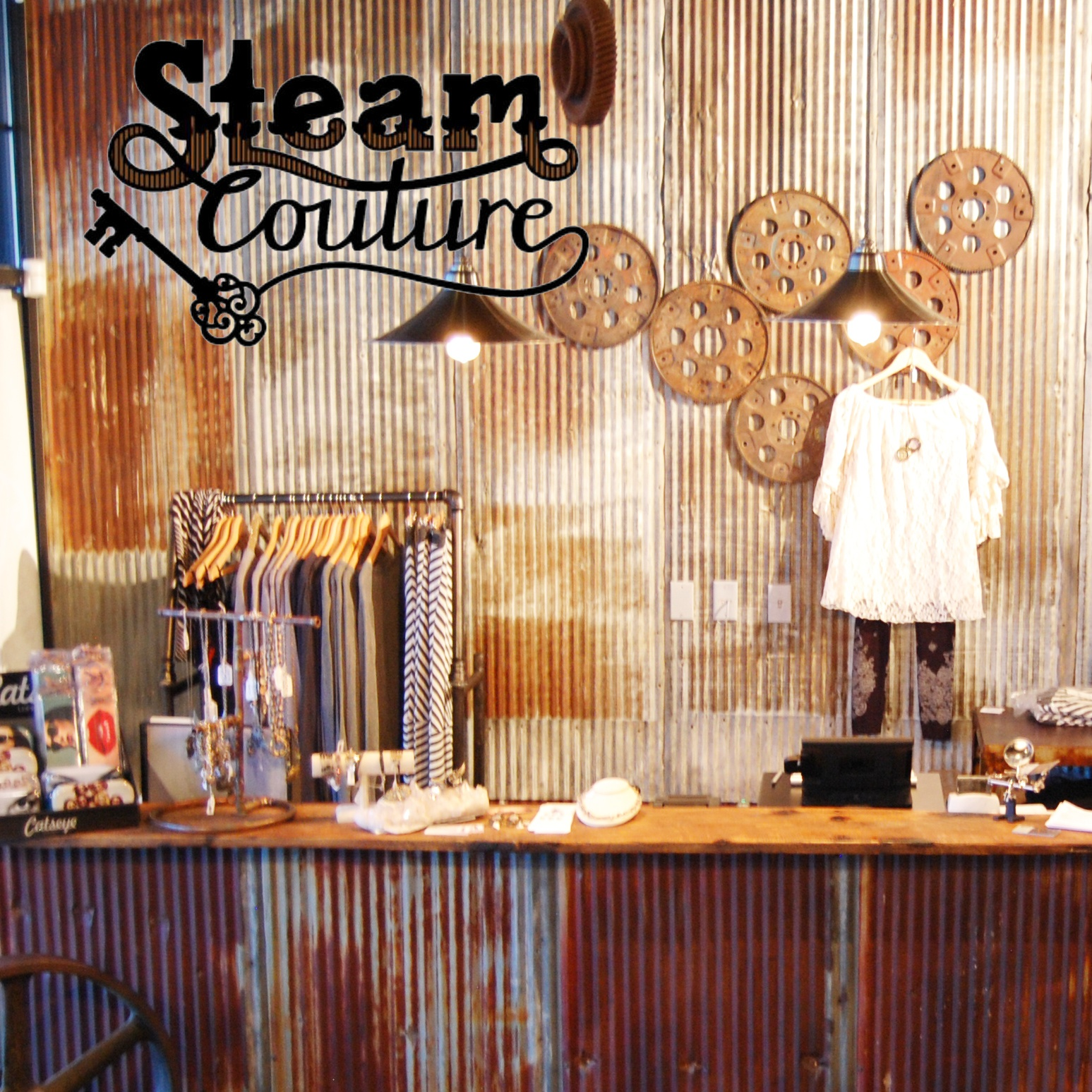 Steam Couture_small business POS